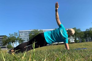 Freies Bootcamp Workout