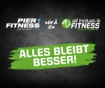Aus Pier1Fitness wird Ai Fitness Premium