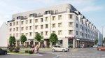 Neues Hotel von GBI und Blankbau