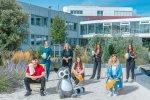 Ausbildungsstart für sechs junge Menschen bei Schauinsland-Reisen am Innenhafen