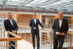 Bei der Volksbank Rhein-Ruhr steht eine Nachfolge an
