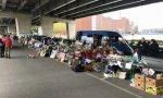 Trödelmarkt am Innenhafen Duisburg