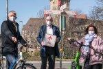 Radwegenetz in Duisburg: Neue Schilder für neue Touren